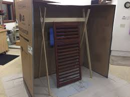 cheap photo booth knock spray booth on the cheap by dakotawood lumberjocks
