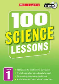 100 science lessons year 1 100 lessons new curriculum amazon