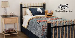Baseball Bed Frame Baseball Furniture For And Adults Of Any Age Sportybeds