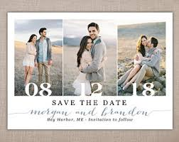Save The Dates Postcards Save The Date Postcard Etsy