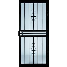 Narrow Exterior French Doors by Door Sliding Door Screen Replacement Lowes Security Doors