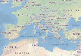 italy map map of italy michelin italy map viamichelin