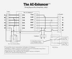 goodman air handler ac wiring diagram goodman hkr 10 wiring