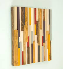 reclaimed wooden stick wall modiden