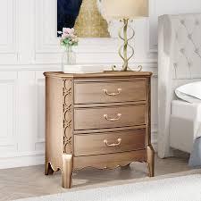 willa arlo interiors gisella 3 drawer nightstand u0026 reviews wayfair