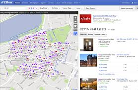 Trulia Map Gigaom Real Estate Convergence Zillow To Buy Trulia For 3 5b