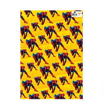 superman wrapping paper 100 superman gift wrap superman heroic celebration birthday