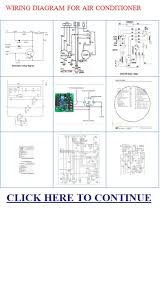 wiring diagram for air conditioner wiring diagram for air