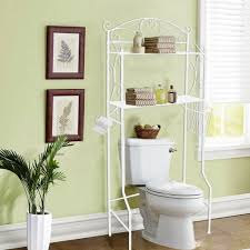 Metal Bathroom Storage Best Bathroom Space Saver The Toilet Storage Racks Reviews