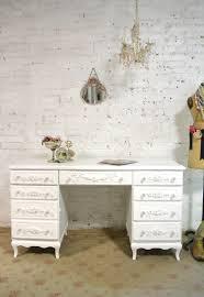 shabby chic desk desk shabby chic white reception desk white