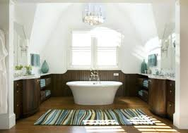 Blue And Brown Bathroom Rugs Brown Bath Rug Jeux De Decoration