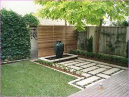 simple backyard design awe inspiring yard landscaping ideas on a