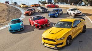 picking the 2016 motor trend best driver u0027s car youtube