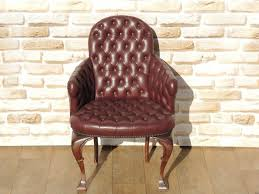 Second Hand Leather Armchair Used Leather Chairs Queen Anne Second Hand Household Furniture