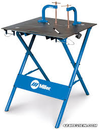 diy welding table plans welding table project involving alot of machining