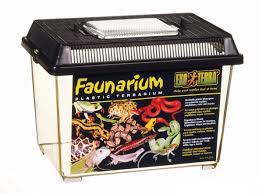 Batterie Cuisine Pas Cher by Exo Terra Pt2260 Standard Faunarium Medium Exo Terra Amazon Co