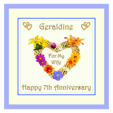 45th sapphire wedding anniversary cards for husband