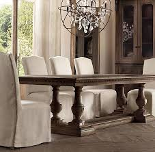 Light Wood Dining Room Sets Best 25 Restoration Hardware Dining Table Ideas On Pinterest