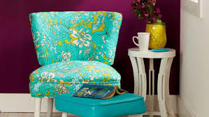 change upholstery on chair diy reupholster a chair better homes gardens