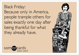 freak out friday black friday in a world of chaos