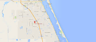 Vero Beach Florida Map by Vacant Lot With City Water In Palm Bay Land Century