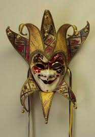 venetian jester mask this amazing mask is embellished with bells saw this on