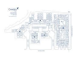 camden floor plan 1 2 3 bedroom apartments in houston tx camden heights