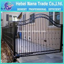 house steel main gate house steel main gate suppliers and