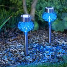 solar lights for gardens home outdoor decoration