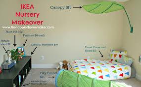 ikea lova leaf ikea nursery reveal the happier homemaker