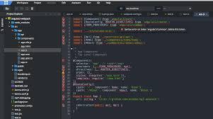 add typescript language server previously typescript syntax