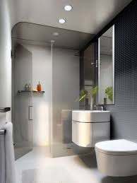 bathroom modern ideas walk in shower ideas for small bathrooms modern themes image of