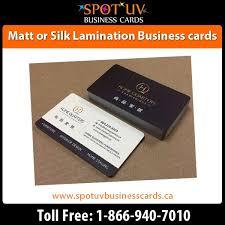 Matt Laminated Business Cards 35 Best Matt Or Silk Laminated Business Cards Images On Pinterest