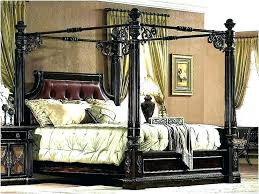 4 Post Bed Frame King Four Post Beds Hanihaniclub Info