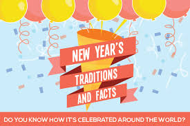 new year s traditions and facts how it s celebrated around the world
