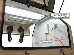 blast cabinet light kit sbc1200 extra large sandblast cabinet gses