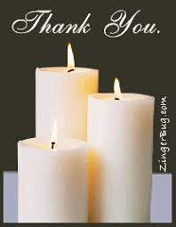 Candles Meme - thank you candles glitter graphic greeting comment meme or gif