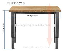 Manual Adjustable Height Desk by Night Club Bar Counter Design Demo Table Manual Screw Height