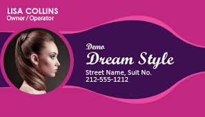 Beauty Spa Business Cards 2x3 5 Personalized Beauty Salon Business Card Magnets 20 Mil