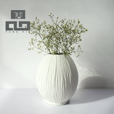 Pottery Vases Wholesale White Ceramic Bud Vase Wholesale Floral Ceramic Vases Wholesale