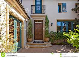 The Art Of Decorating A Front Entrance by Creative Exterior Entrance Home Decor Color Trends Cool On