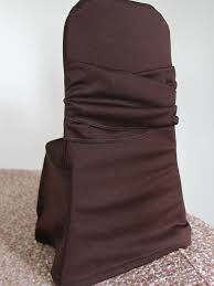 brown chair covers par rentals chair covers