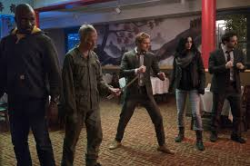 we just saw the first episode for marvel u0027s u0027the defenders
