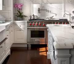 Best Marble Backsplash Images On Pinterest Dream Kitchens - Marble backsplashes for kitchens