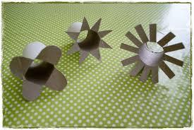 bricolage noel avec rouleau papier toilette comment faire des decorations de noel avec des rouleaux de papier