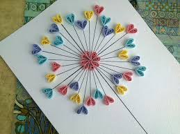 Quilling Paper Tutorial DIY Paper Quilling Love Card Quilling