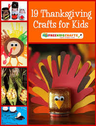 19 free thanksgiving craft projects and decorations for