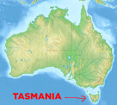 for those who don t know this is tasmania tasmania