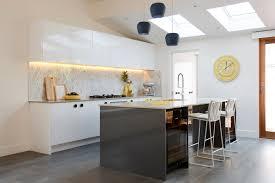 18 kitchen tiled splashback ideas almond glass hob