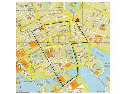 Walking Map Of Washington Dc by Stockholm Walking Tour 1